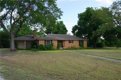 Denison Single Family Home For Sale: 4741 Fm 84