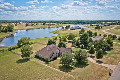 Lindale Single Family Home Active Option Contract: 16541 Stallion Shores Court