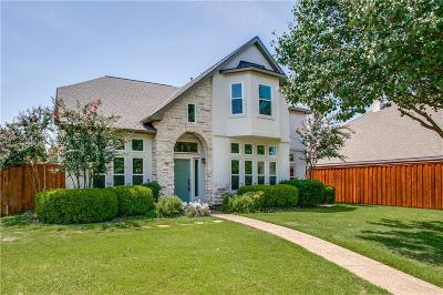 Richardson Single Family Home For Sale: 5802 Baskerville Drive