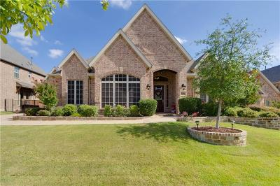 Fort Worth Single Family Home For Sale: 9816 Bowman Drive
