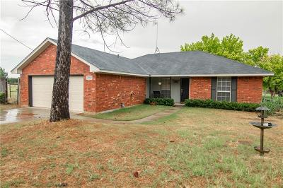 Springtown Single Family Home For Sale: 1002 Lynch Bend Road