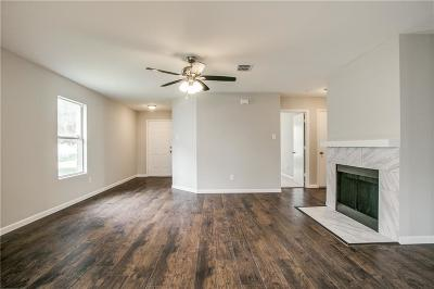 Wylie Single Family Home For Sale: 708 Claiborn Lane