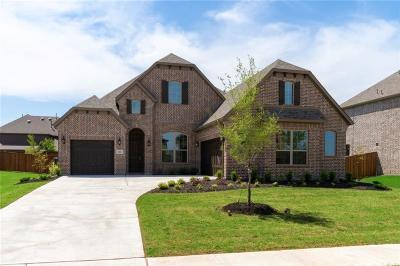 Prosper Single Family Home For Sale: 921 Sabine Drive