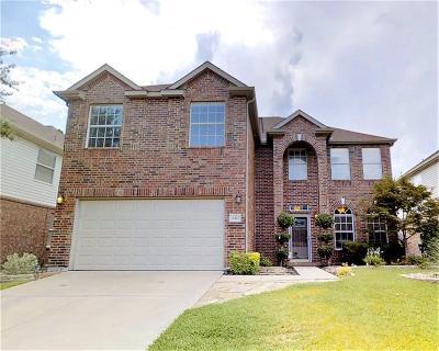 McKinney Single Family Home For Sale: 2412 Sheldon Drive