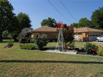 Terrell Single Family Home For Sale: 301 Leighton Drive