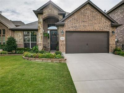 Single Family Home For Sale: 3509 Glass Mountain Trail