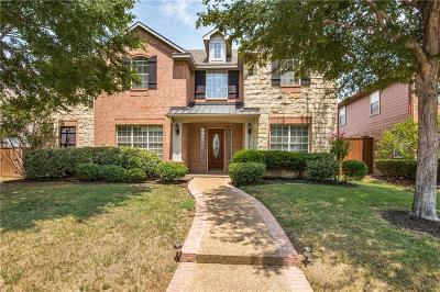 Frisco Single Family Home For Sale: 2578 Middleton Drive