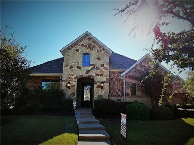 Lantana Single Family Home For Sale: 8941 Sherman Trail