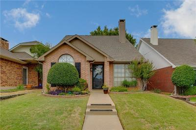 Lewisville TX Single Family Home For Sale: $210,000