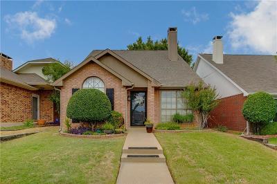 Lewisville Single Family Home For Sale: 735 Burr Oak Drive