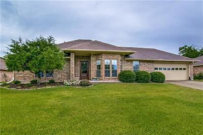 Grapevine Single Family Home Active Option Contract: 3107 Trail Lake Drive
