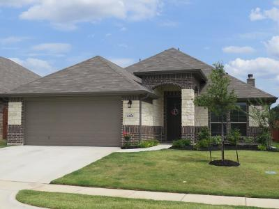 Weatherford Single Family Home For Sale: 2525 Old Buck Drive