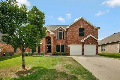 Mansfield TX Single Family Home For Sale: $316,000