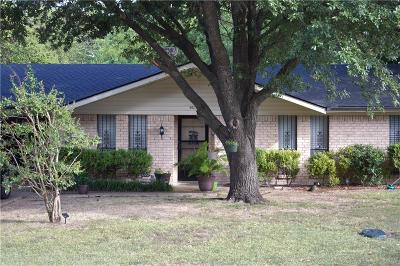 Corsicana Single Family Home For Sale: 403 Hutson Drive