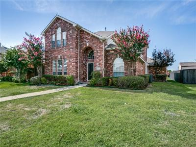Mesquite Single Family Home For Sale: 3310 Midstream Court