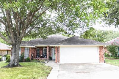 Ennis Single Family Home For Sale: 1408 Phillips Drive