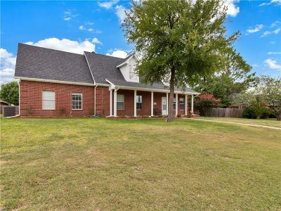 Sachse Single Family Home Active Option Contract: 4805 Hunters Ridge Drive