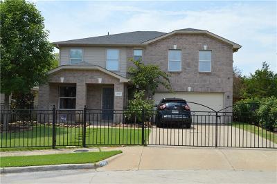 Dallas Single Family Home For Sale: 3517 Pampas Creek Drive
