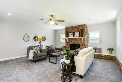Dallas Single Family Home For Sale: 8707 Kingspoint Drive