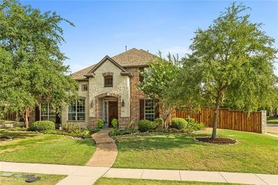 Frisco Single Family Home Active Option Contract: 1994 Dowelling Drive