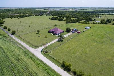 Crandall, Combine Single Family Home For Sale: 2396 County Road 269