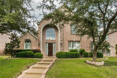 Plano Single Family Home For Sale: 3417 Burnet Drive