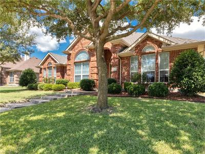 Rockwall Single Family Home For Sale: 1474 Red Wolf Drive
