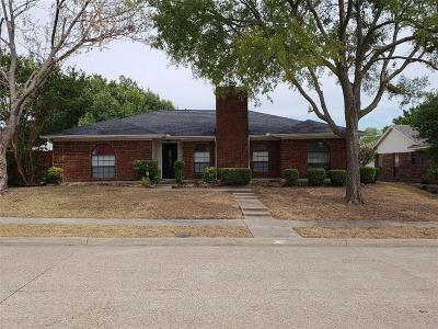 Plano Single Family Home For Sale: 7308 Burke Circle