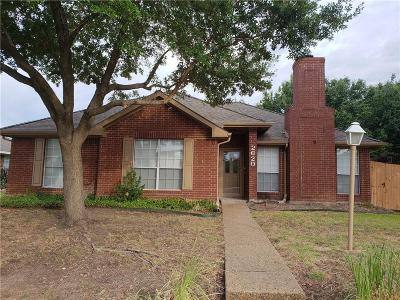 Mesquite Single Family Home For Sale: 2620 Creek Crossing Road