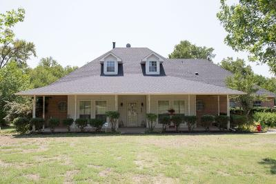 Midlothian Single Family Home For Sale: 3650 Blackchamp Road