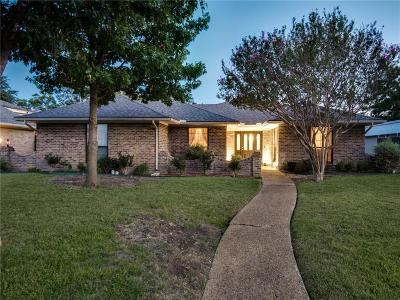 Richardson Single Family Home Active Option Contract