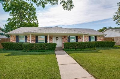 Richardson Single Family Home Active Option Contract: 310 Amherst Avenue