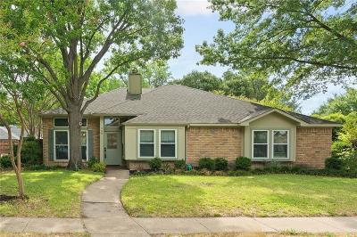 Coppell Single Family Home Active Contingent: 148 Mesquitewood Street