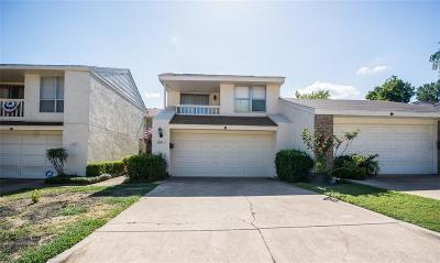 Garland Townhouse Active Option Contract: 6111 Spyglass Lane