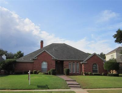 Plano Single Family Home For Sale: 3336 Sage Brush Trail