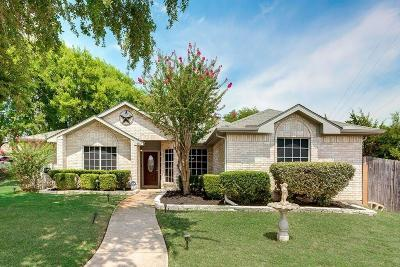 Garland Single Family Home Active Option Contract: 4537 Crystal Lane