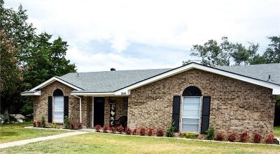 Denison Single Family Home For Sale: 3010 Jennifer Avenue