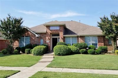Rowlett Single Family Home For Sale: 8202 Hartford Drive