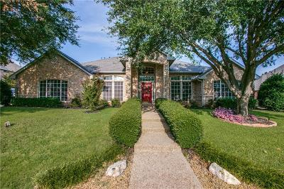 Flower Mound Single Family Home For Sale: 6005 Garwood Circle