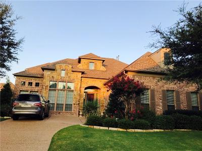 Allen  Residential Lease For Lease: 2354 Hedgewood Lane