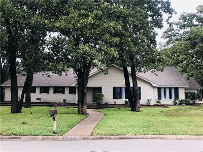 Corsicana Single Family Home For Sale: 900 Bryn Mawr Street