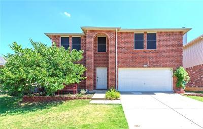 Denton Single Family Home For Sale: 3600 Lipizzan