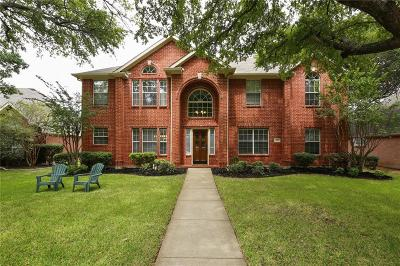 Flower Mound Single Family Home For Sale: 404 Lancashire Drive
