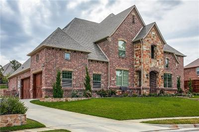 Keller Single Family Home For Sale: 819 Cross Timbers Drive