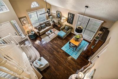 Allen Single Family Home For Sale: 809 Heritage Parkway S
