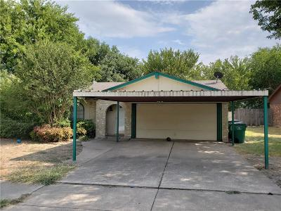 Watauga Single Family Home For Sale: 6905 Declaration Street