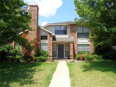 Plano Single Family Home For Sale: 7809 Iola Drive