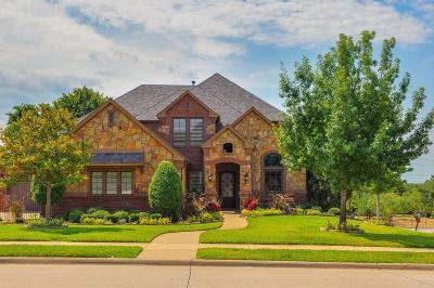 Grapevine Single Family Home For Sale: 2807 Crestridge Court