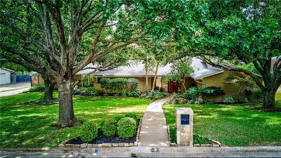 Benbrook Single Family Home Active Option Contract: 11 Lombardy Terrace