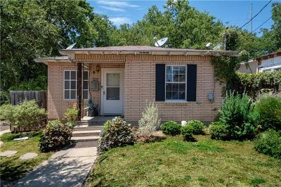 Dallas Single Family Home For Sale: 2223 Arroyo Avenue